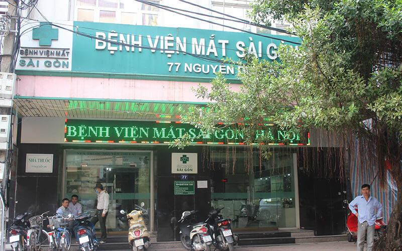 Bệnh Viện Mắt Sài Gòn – Hà Nội