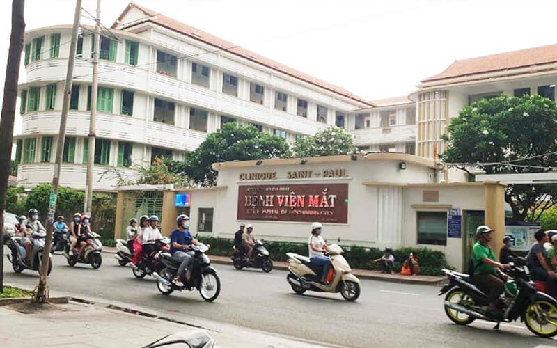 Bệnh Viện Mắt Tp Hồ Chí Minh