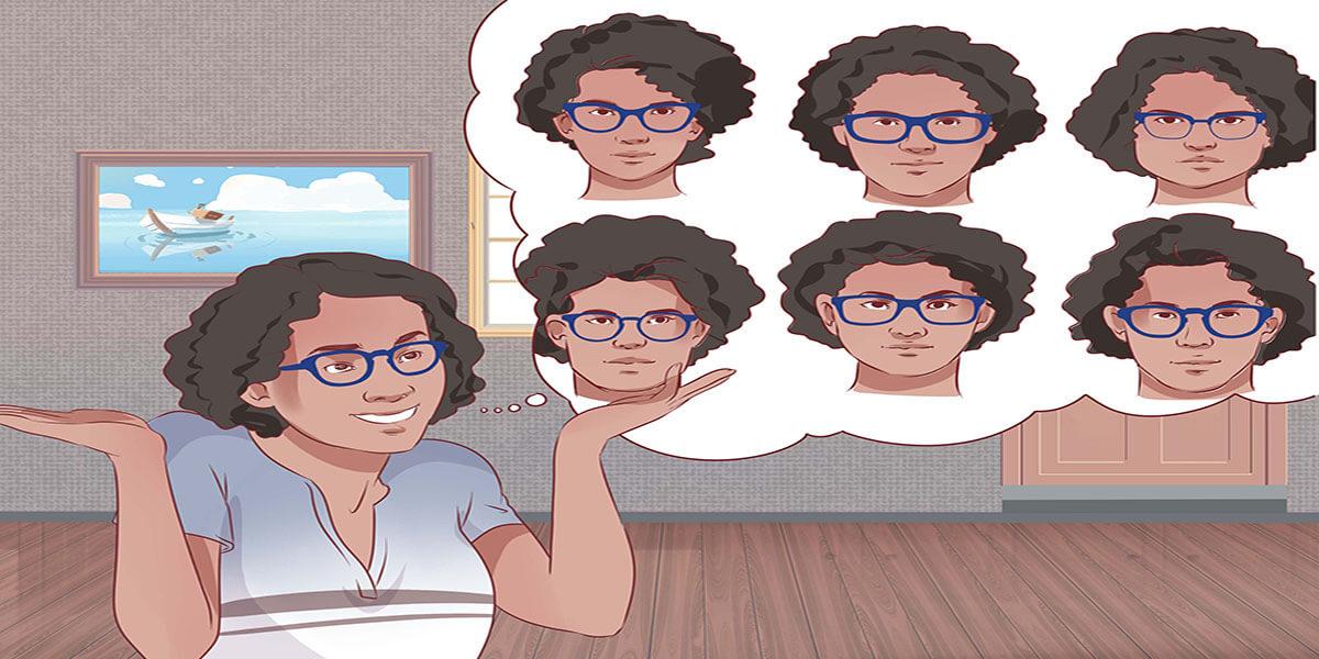chọn gọng kính phù hợp với khuôn mặt