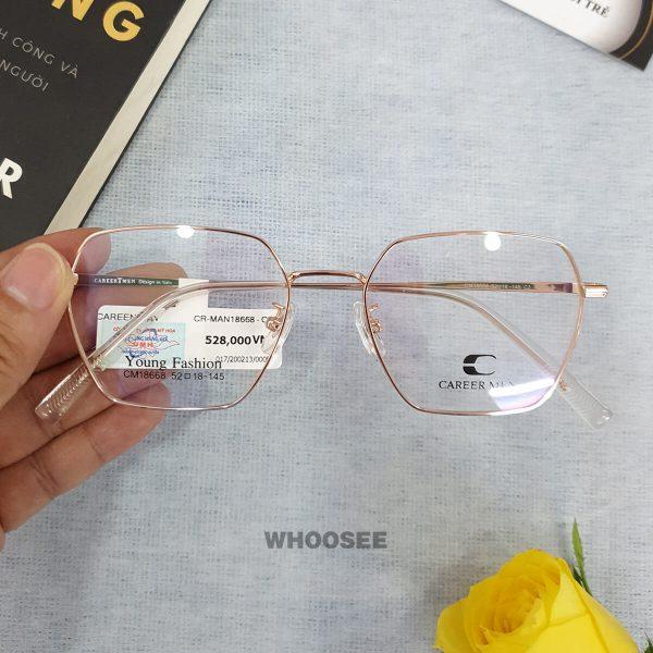 Gọng kính cận Career Men CR18668