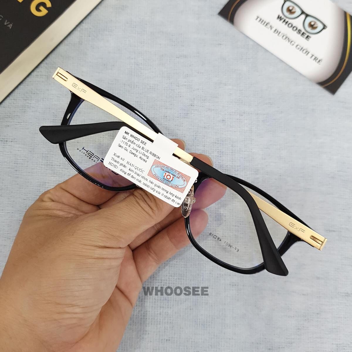 Gọng kính cận EF9601–Exfash