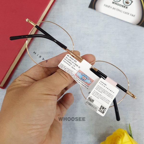 Gọng kính cận Parim PG81503