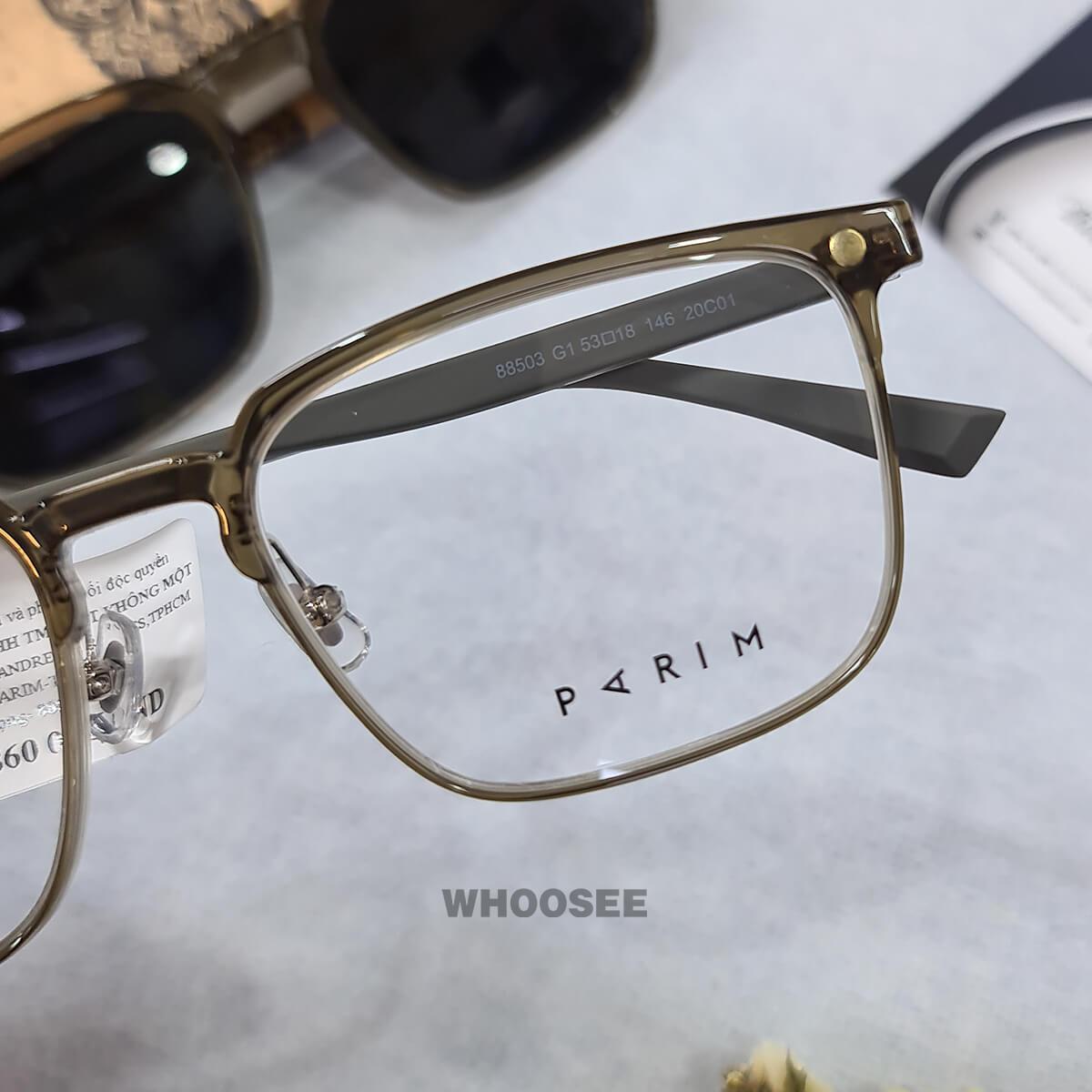 Gọng Kính Cận Nhựa 88503 G1 Parim