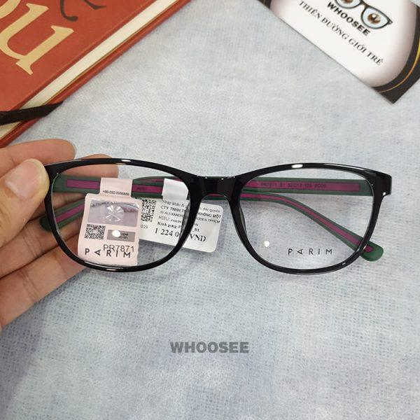 Gọng kính cận nhựa PR7871-Parim