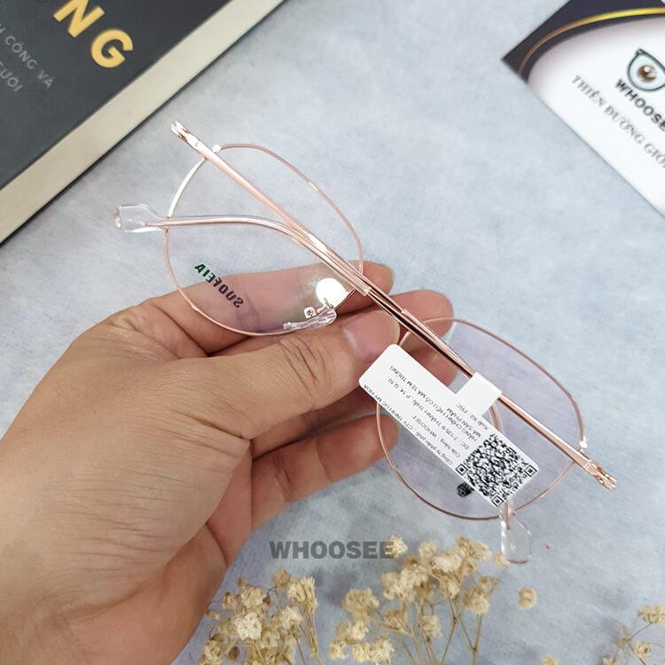 Gọng kính cận nữ SH9902-Suofeia