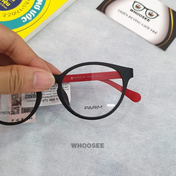 Gọng kính cận parim pr7822