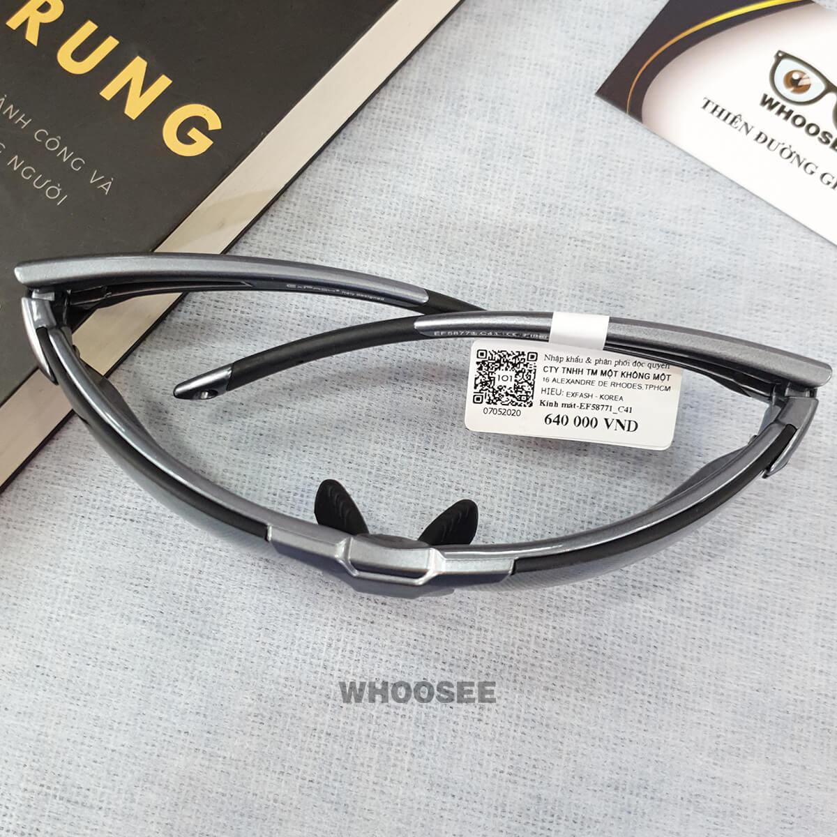 kính mát thể thao bằng nhựa ef58771 c41 exfash