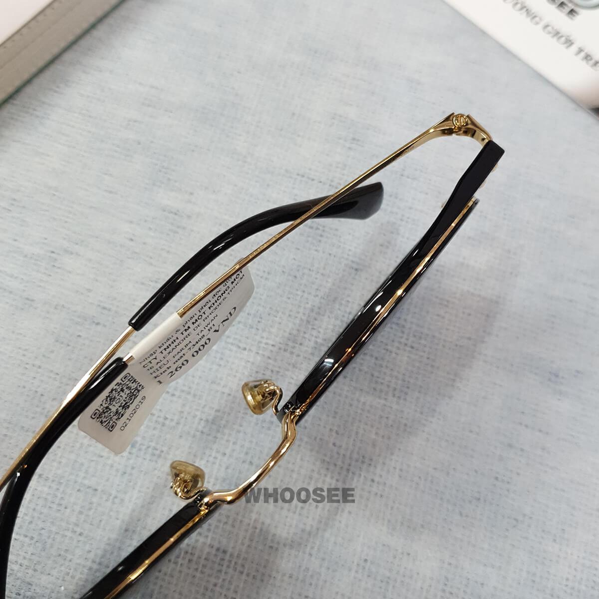 kính mát thời trang pr73408 b1 parim