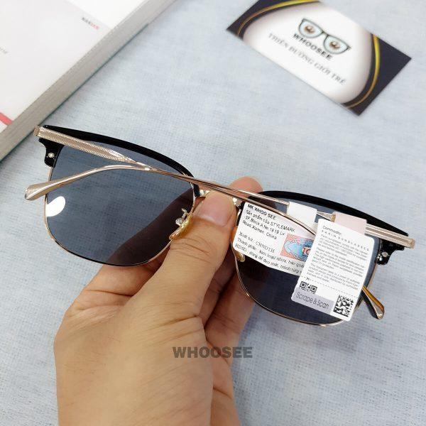 kính mát thời trang nữ pr72403 b1 parim