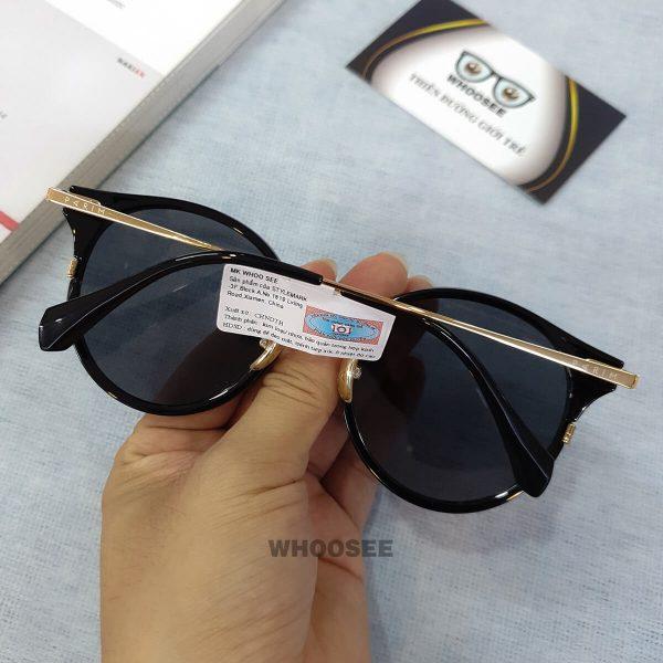 kính mát thời trang nữ pr73408 b1 parim