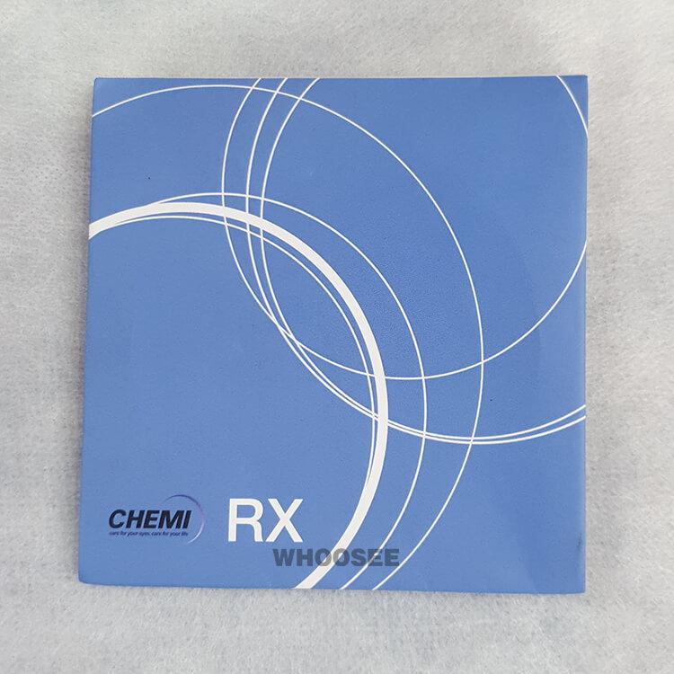 Tròng Kính Cận Chemi Rx Chiết Suất 1.74 Cho độ Cận Cao